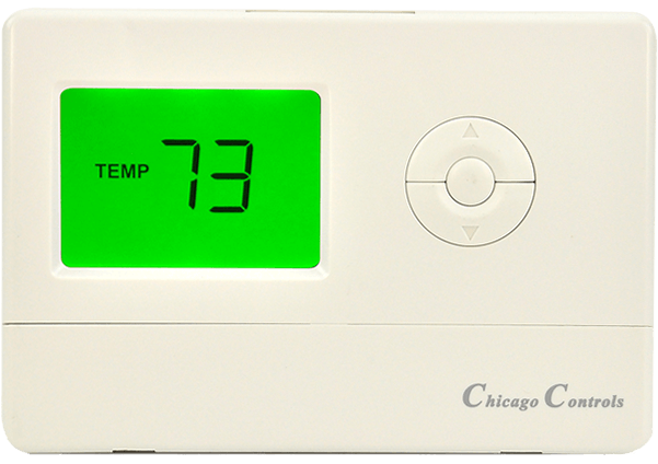 HC7376 Tamper Proof Thermostat for Elderly.