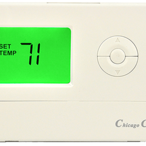HC7445 Residential Tamper Proof Thermostat.