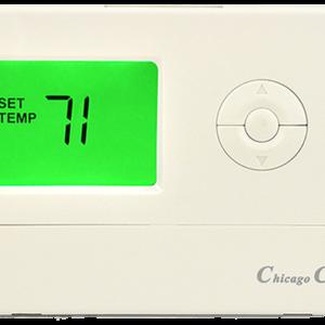 HC71SB Auto Setback Tamper Proof Thermostat.