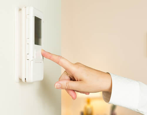Customer Tamper Proof Thermostats
